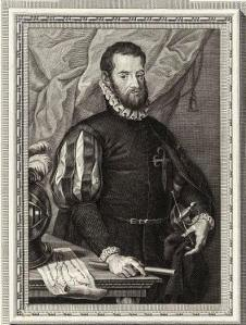 Pedro Menendez de Aviles. Library of Congress