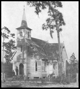 New Upsala Presbyterian Church, 1902 (Sanford Museum)